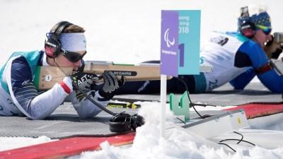 Paralympics igång, skidskytte idag | Johannes Andersson Skånsk Skidåkare
