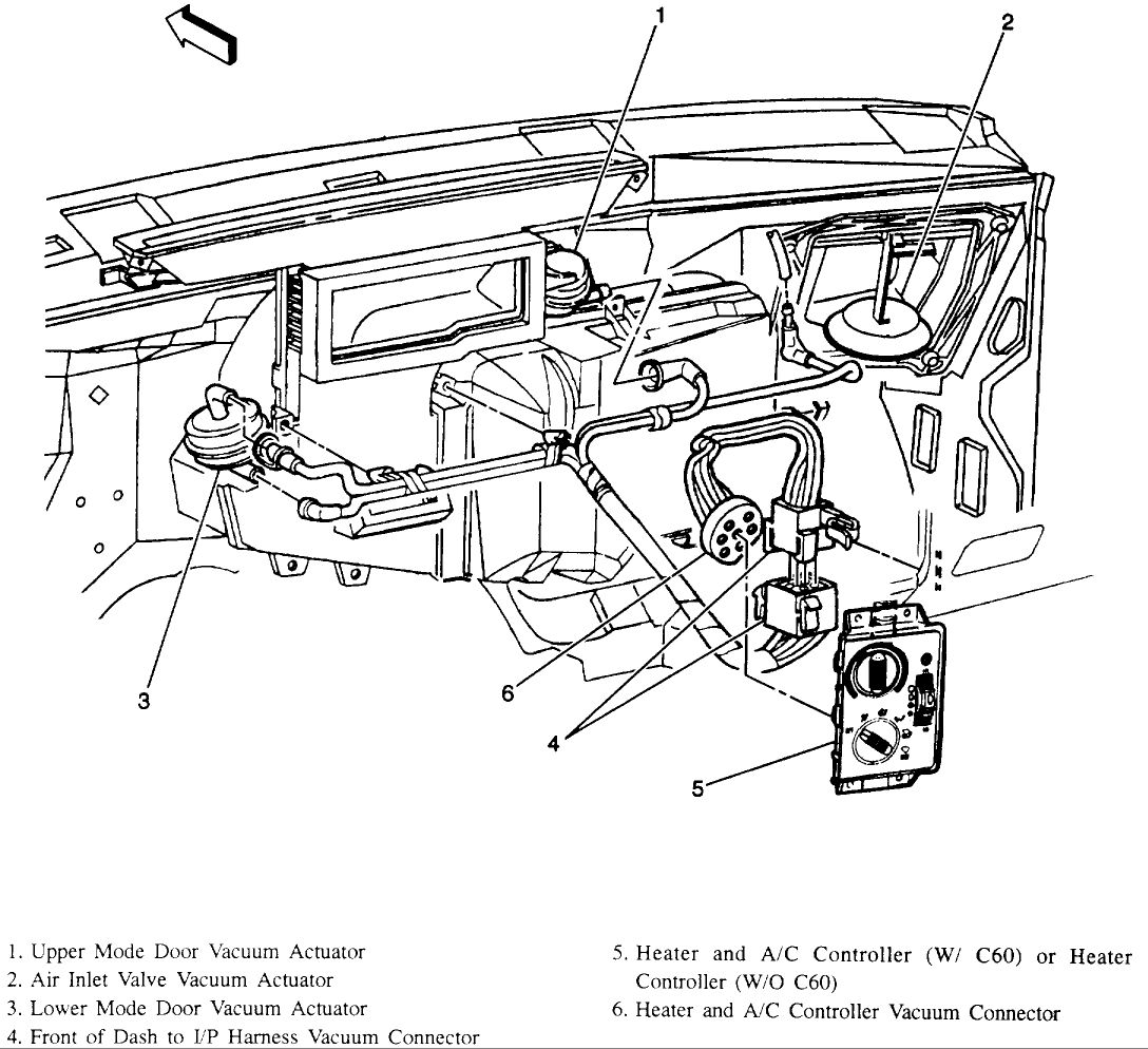 wiring schematic for dash on 1998 s 10