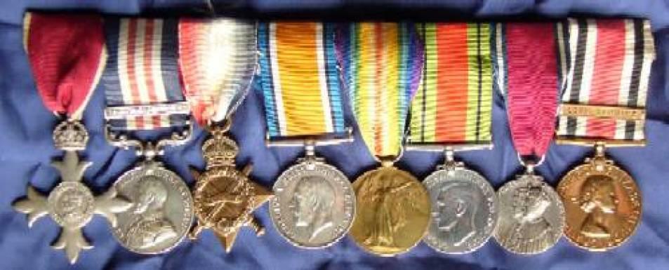 John Adams Medals