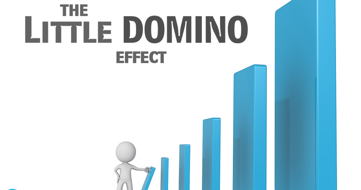 The Little Domino Effect John Barrett Blog
