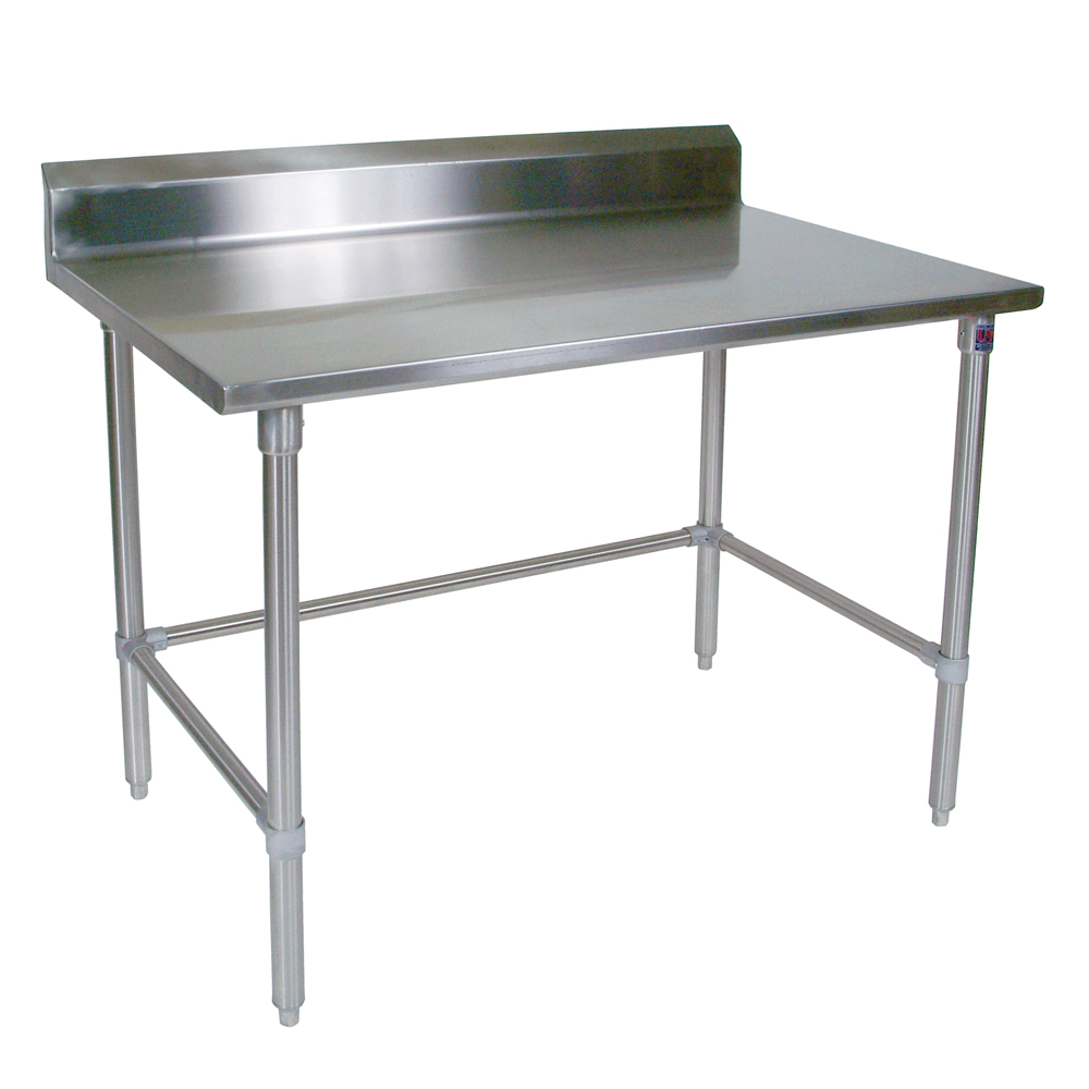 product group kitchen work tables Stainless Steel Base and Bracing
