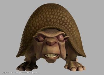 Glyptodon: Model