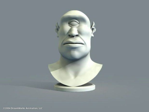 Poison Apple Doorman Cyclops: Model