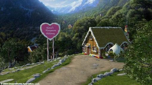 Honeymoon Cottage Set: Cottage Model, Environment and Set Dressing