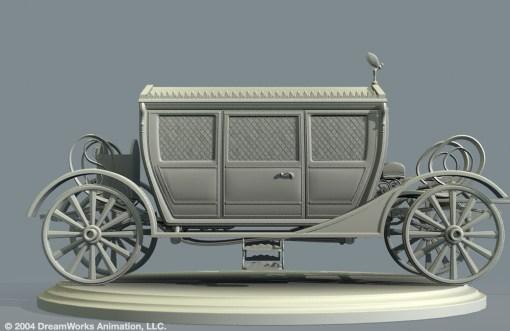 Rolls Royce Coach: Model