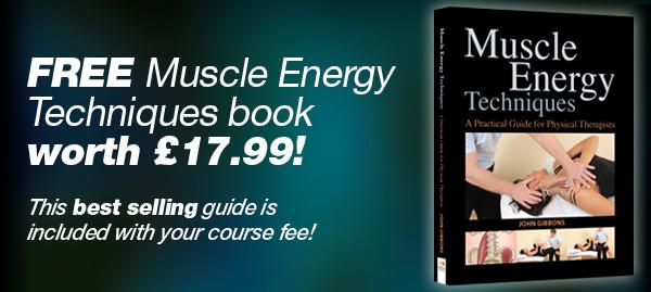 Muscle Energy Techniques Masterclass - John Gibbons Bodymaster Method