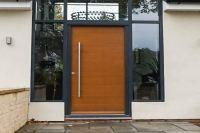 Contemporary Entrance Doors in Aluminium, Alu-Clad, Timber ...