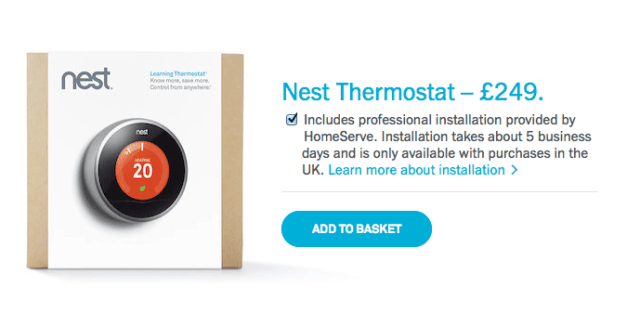 Buy nest over on their website