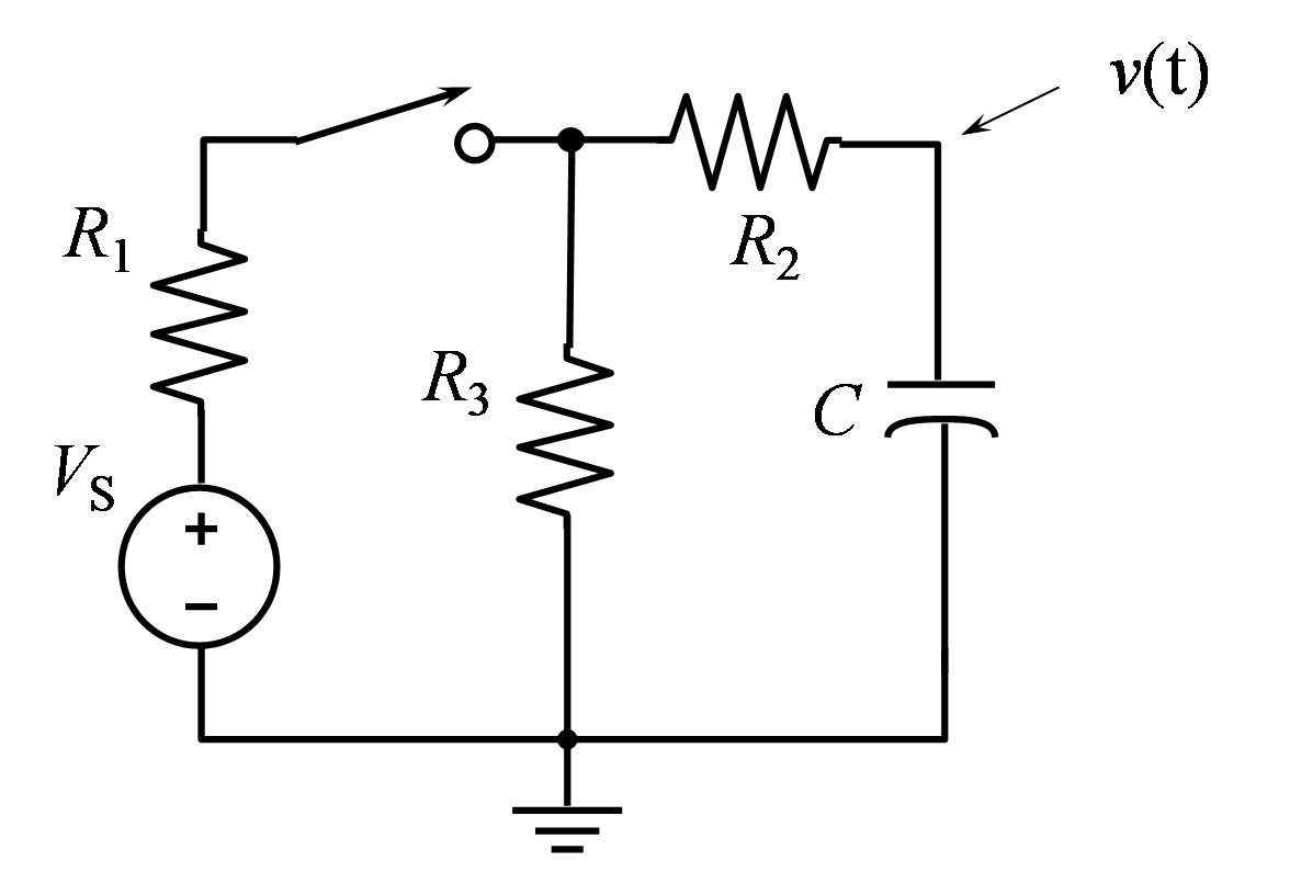 with a circuit time constant l r where l is the circuit inductance