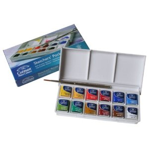 Winsor and Newton Cotman Sketcher's Pocket Box