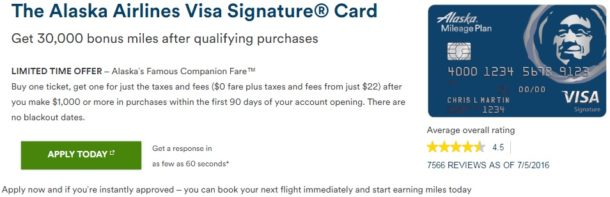 Alaska Airlines Credit Card - Is it Worth Applying For? -