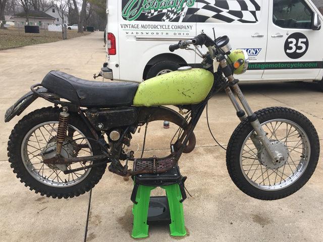 KZ 1300 Johnny\u0027s Vintage Motorcycle Company