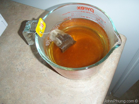 add whey protein to tea (3)