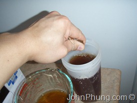add whey protein to tea (9)