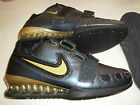 NIB Nike Romaleos Men's 8 Weightlifting Shoes Anthracite Gold 315815071