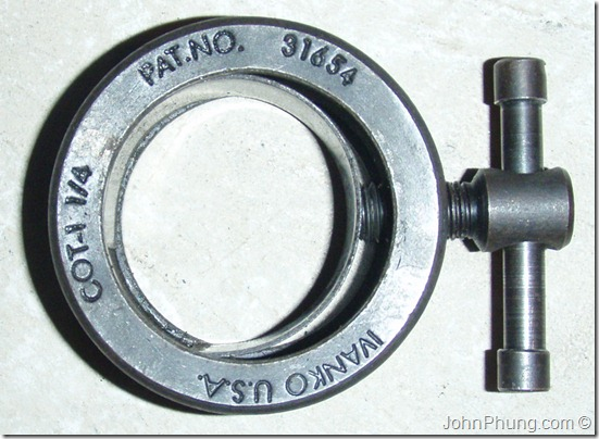 Ivanko COT-1.25 Olympic Barbell Collars