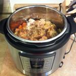Instant Pot IP-LUX60 6-in-1 Programmable Pressure Cooker