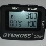 Black Gymboss