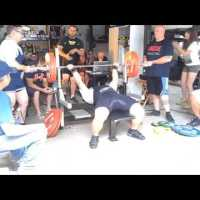 [Meet Report] Canadian Powerlifting Federation (CPF) No Frills Bench Press Bash 2014