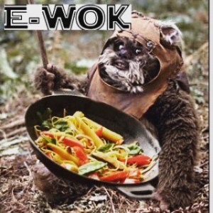 I want to cook with an EWok woktheheck ewok wokhellip