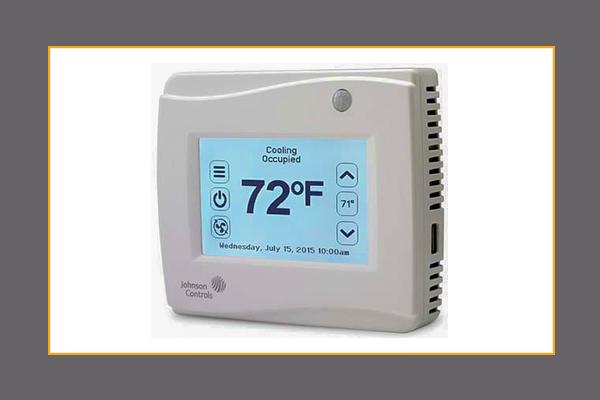 HVAC Thermostats \u2013 Programmable Temperature Controls Johnson Controls