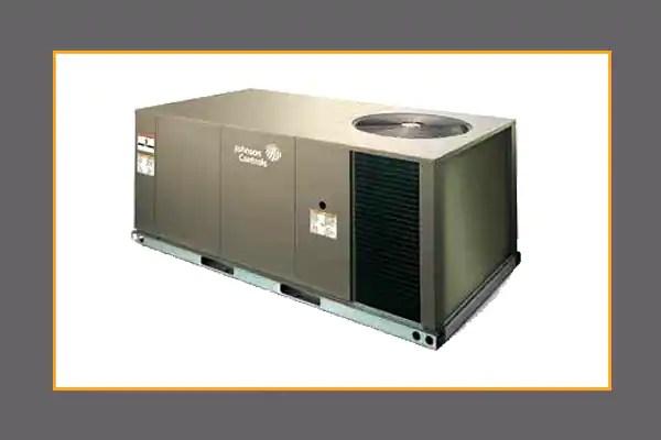 Rooftop HVAC Packaged Units (RTU) Johnson Controls