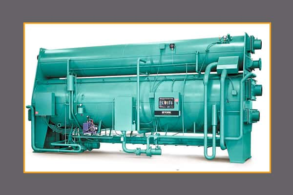 YIA Water Cooled Single Stage Absorption Chiller Johnson Controls
