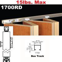Johnson Hardware 1700RD Multi-Fold Door Hardware ...