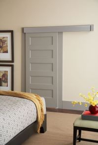 Johnson Hardware 200WF Wall Mounted Sliding Door Hardware ...