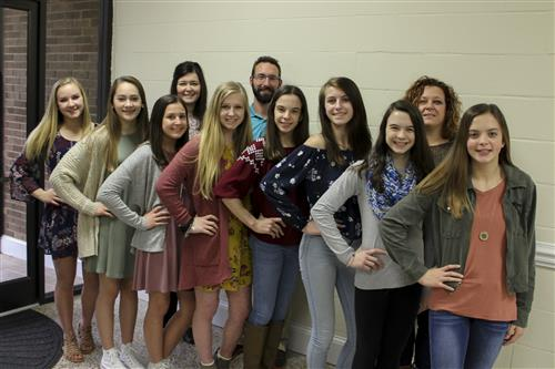 Stakeholders, staff, students recognized at BOE meeting