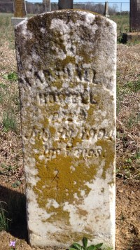 Graves - Cemeteries - Resources - Johnston County ...