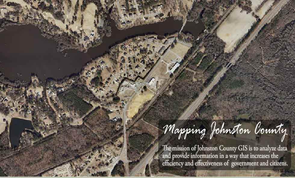 Johnston County, North Carolina Geographic Information Systems (GIS