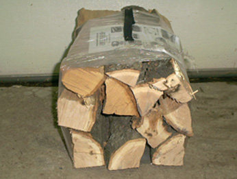 Bundled Firewood