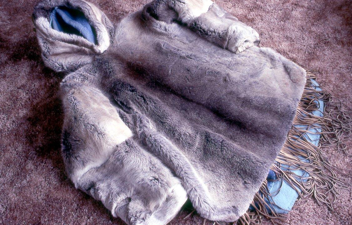 Iii1 Inuit Clothing Shelter 1 Winter Clothing People
