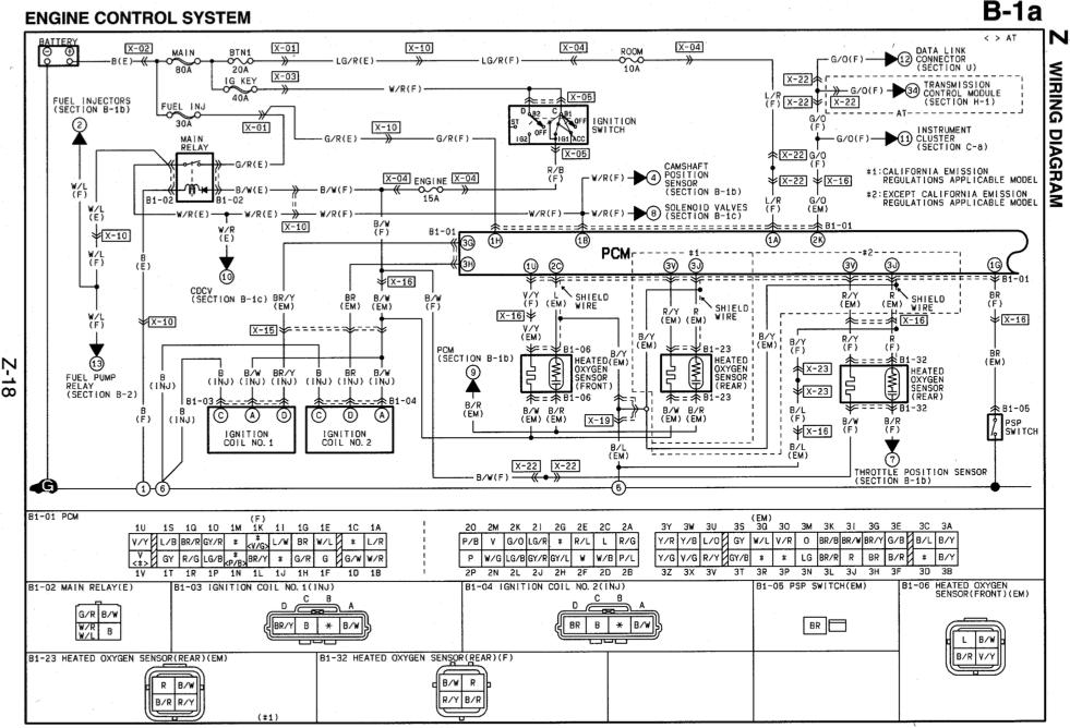 miata fuel injector wiring harness