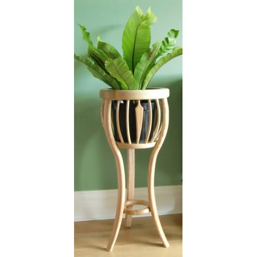Medium Crop Of Wood Plant Stand
