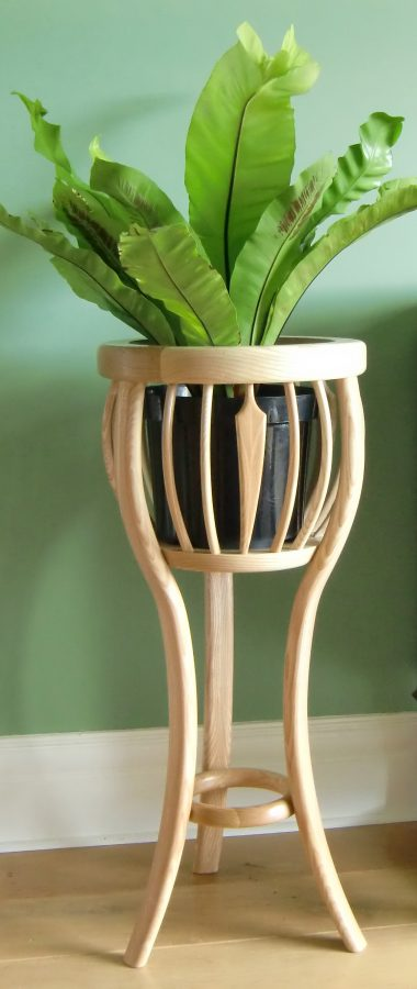 Large Of Wood Plant Stand