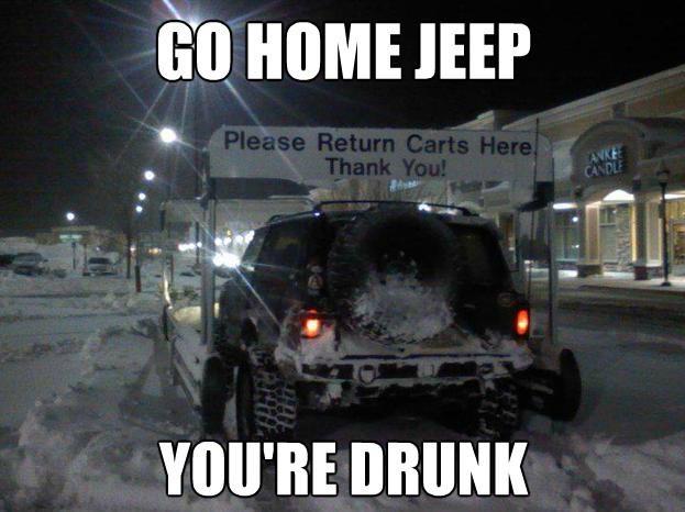 Jeep Jokes