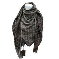 Gucci gucci scarf color brown new never worn new genuine ...
