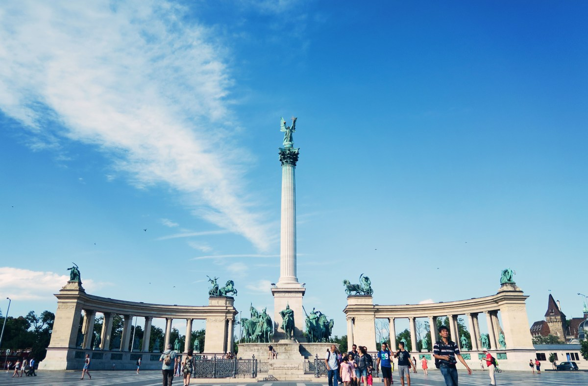 how I made the most of 3 days in Budapest