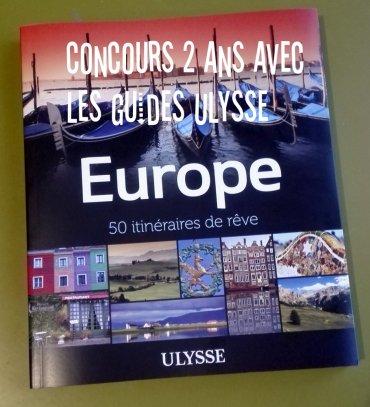concours 2 ans avec guides Ulysse