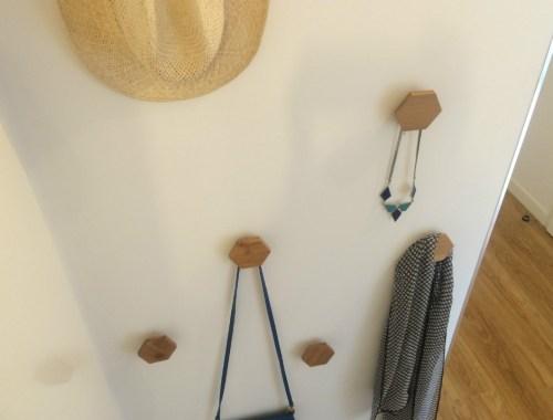 DIY patères en bois Joli Tipi - Image à la une