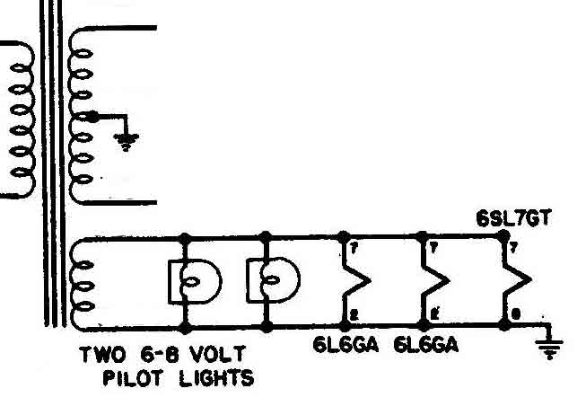 their connections in a radio circuit is called a schematic diagram