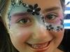 flower mask face