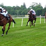 Grand National Winner Supports Race Night Fund Raiser