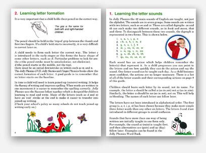 Parent Teacher Guides \u2013 Jolly Learning
