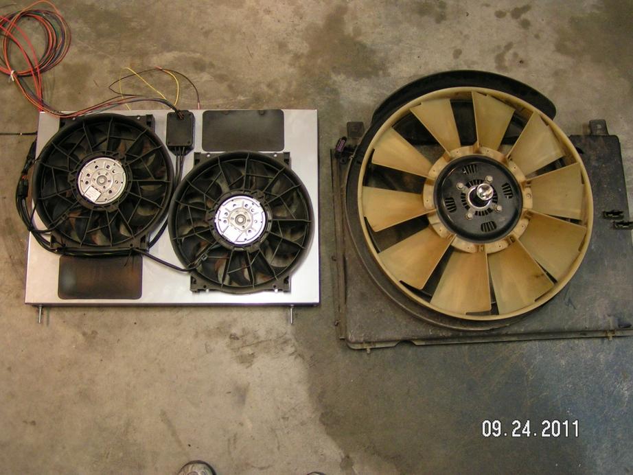 Electric Fan Clutch Duramax Sante Blog