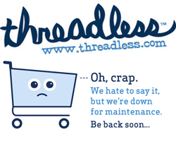 Social Media: Threadless fall victim to their own success