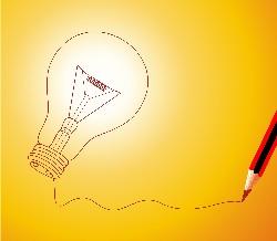Light bulb moments – finding inspiration