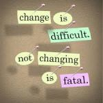 Accepting Change In Life